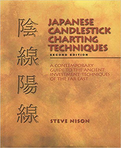 JAPANESE CANDLESTICK CHARTING TECHNIQUES (Steve Nison)
