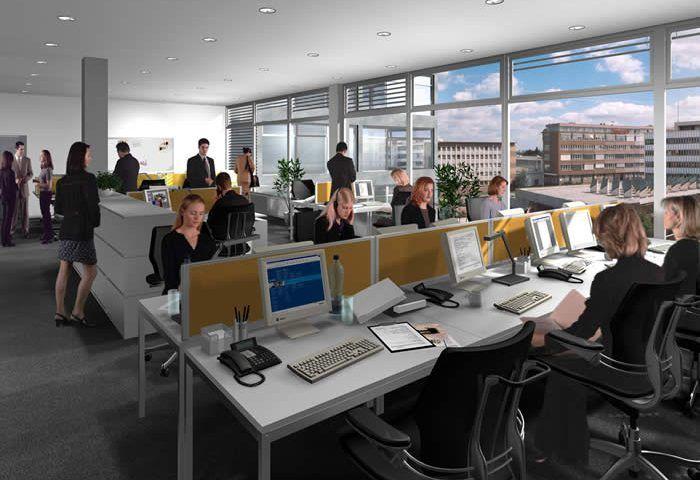 Ufficio Lavoro : Evoluzione dell ufficio e degli ambienti di lavoro anee