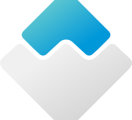logo waves