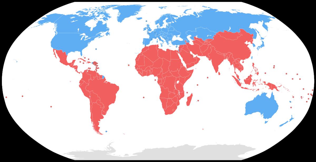 sud del mondo