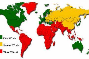 terzo mondo
