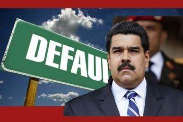 venezuela defaul
