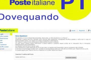 Dove Quando Poste Italiane